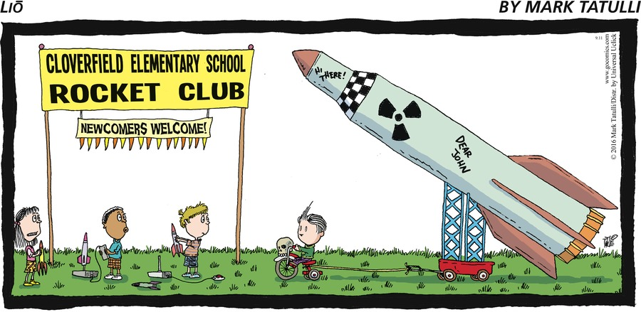 Model Rocketry Humor – Gorge Rocket Club