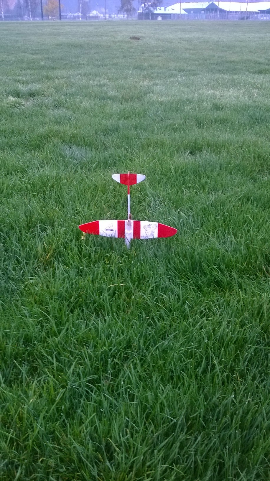 Estes Tercel Boost Glider
